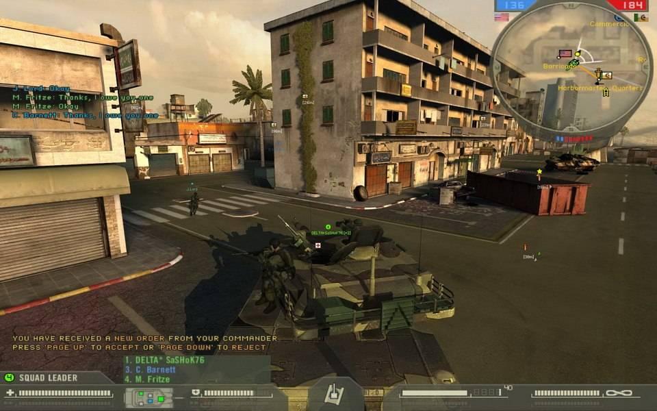 мод для Battlefield 2 Real War скачать - фото 5