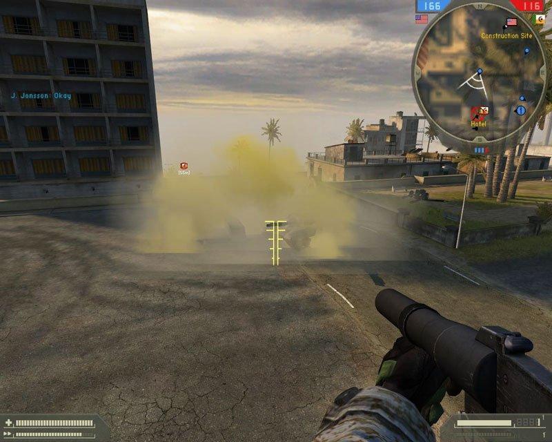 мод для Battlefield 2 Real War скачать - фото 6