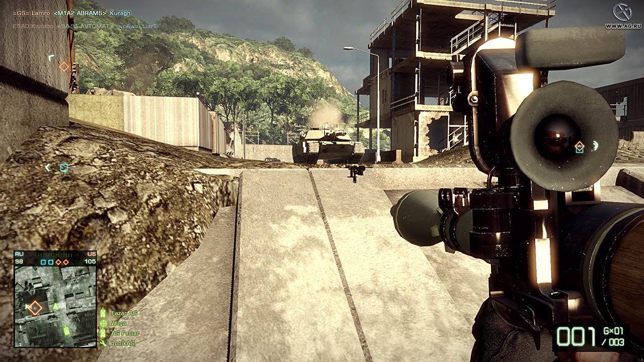 Battlefield механики скачать торрент